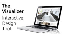 The Visualizer, Interactive Design Tool